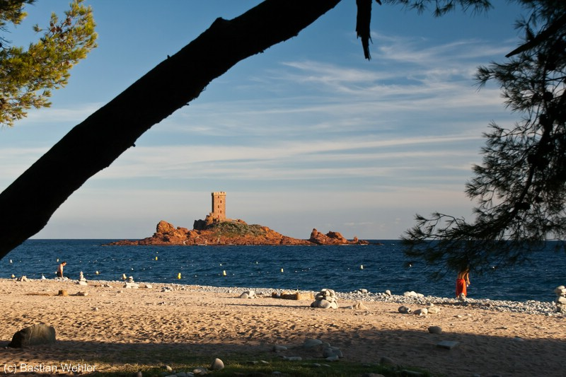 Esterel, Île d'Or