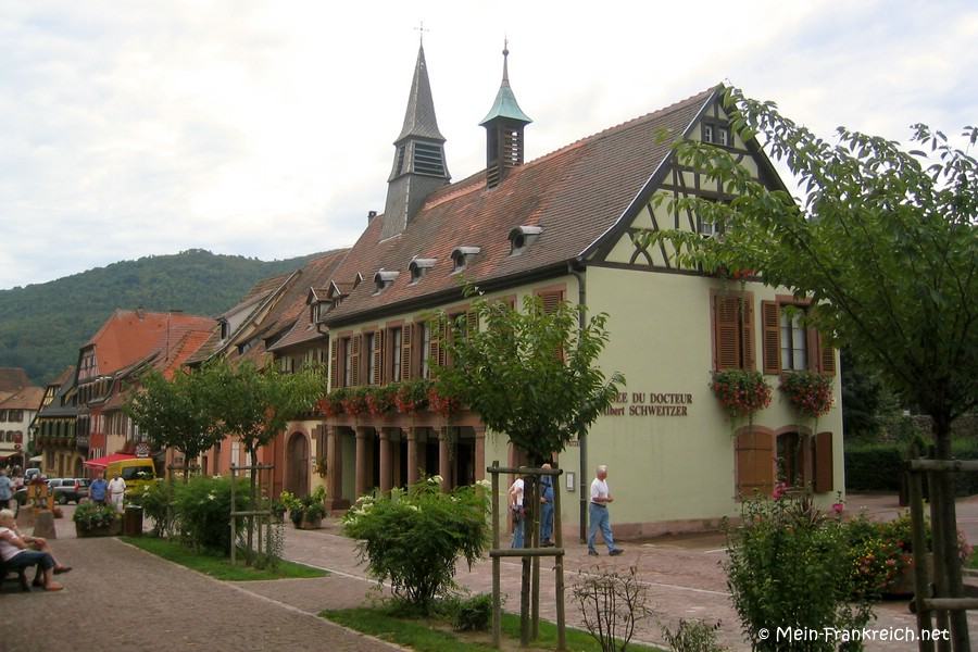 Albert Schweitzer Museum in Kaysersberg