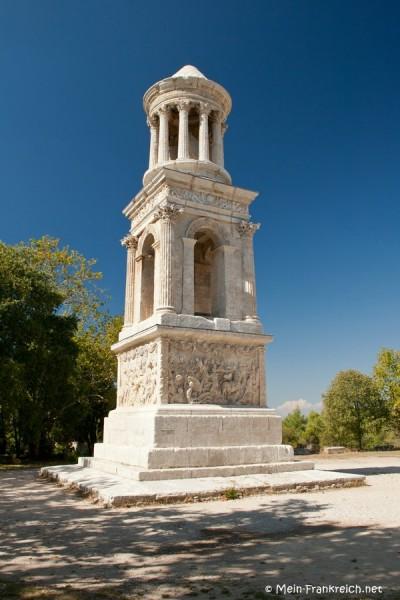 Römisches Mausoleum bei Glanum