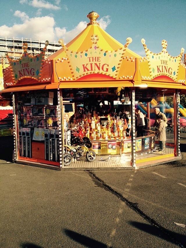 Auch in Albi feiert man Karneval