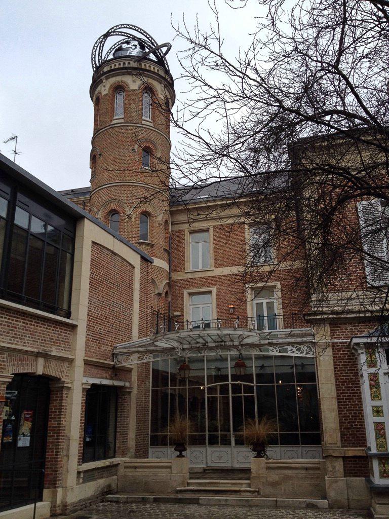 Das Wohnhaus von Jules Verne in Amiens