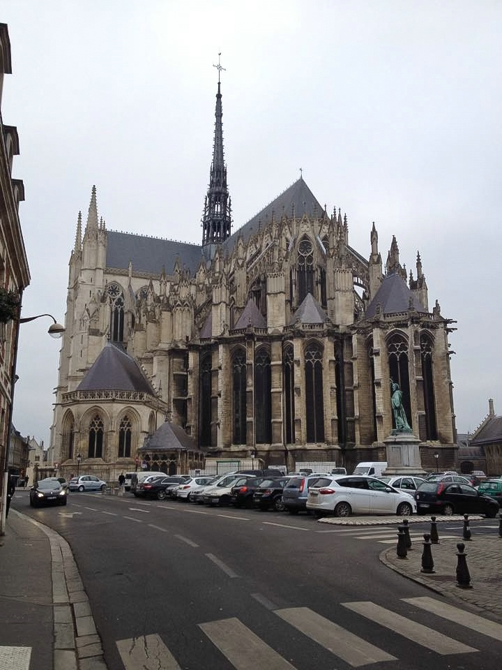Amiens, Kathedrale