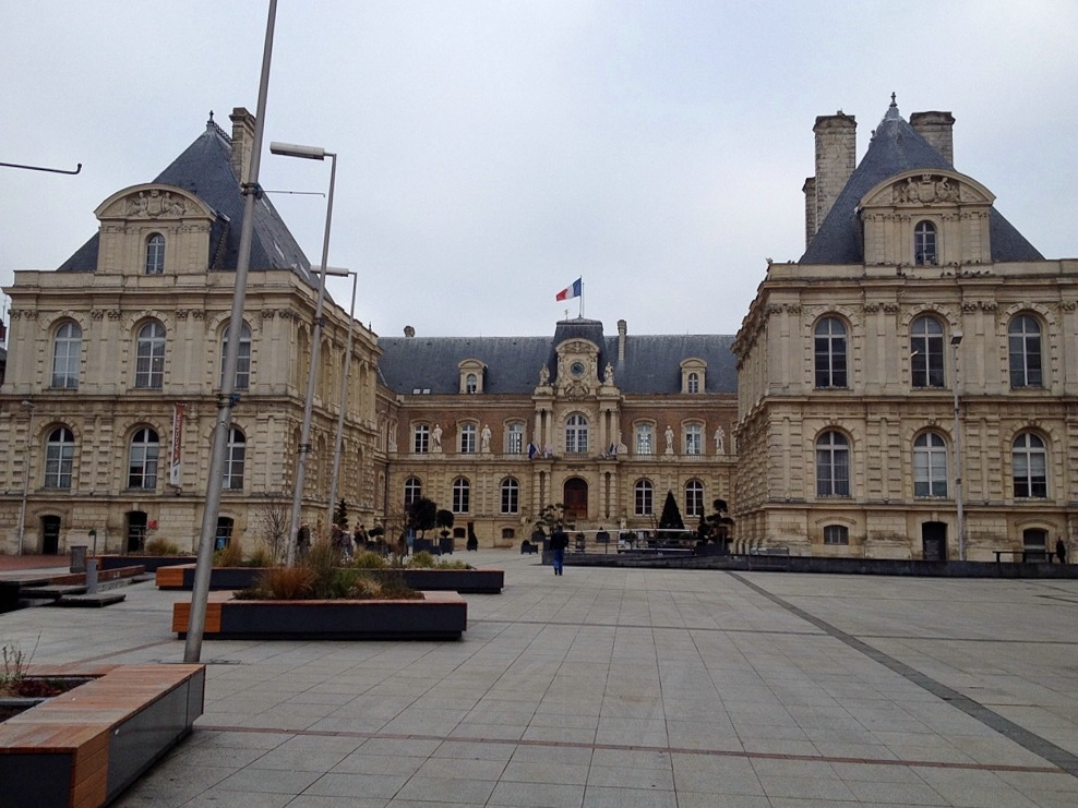 Amiens, Rathaus
