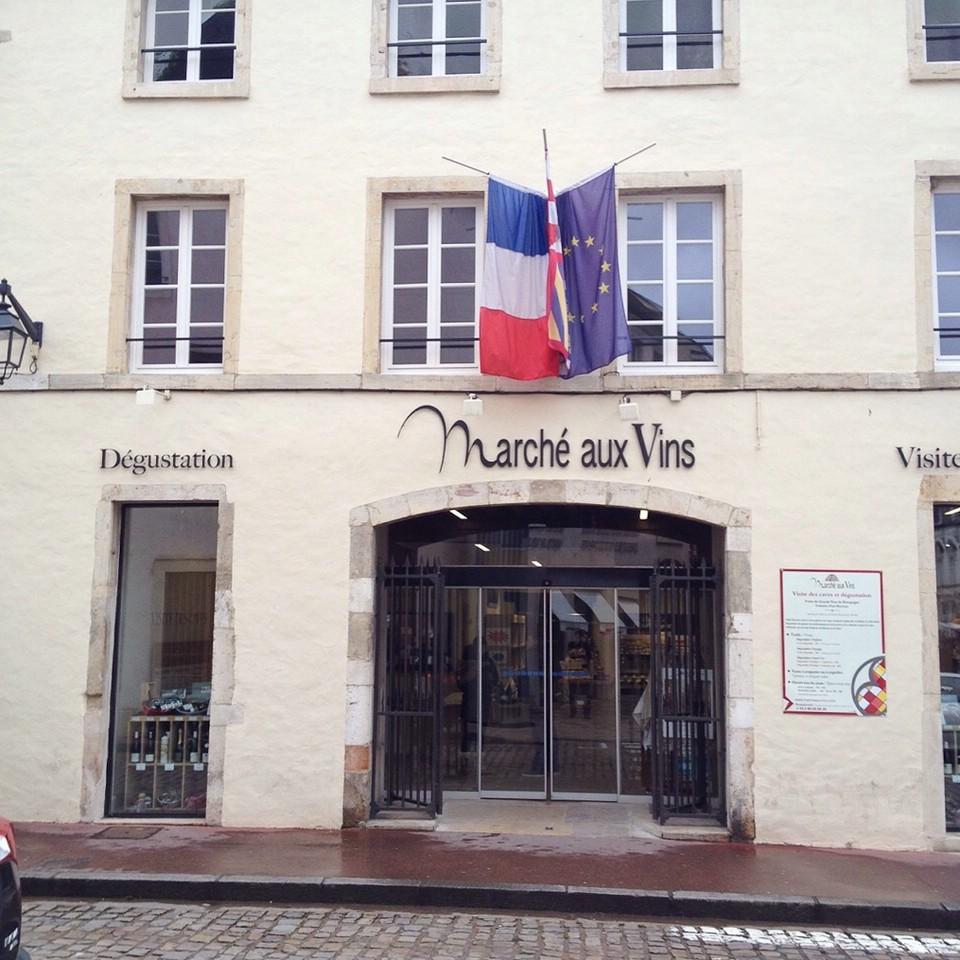 Beaune, Marché aux Vins