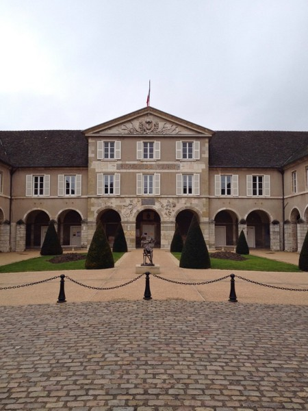 Das Rathaus von Beaune