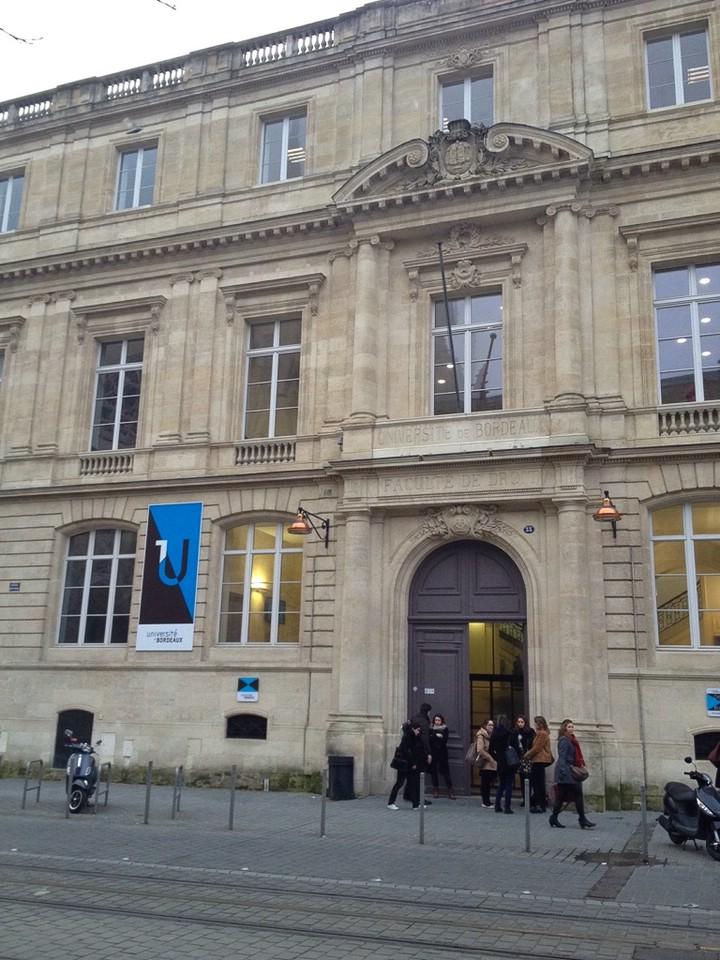 Bordeaux, Fakultät für Rechtswissenschaften