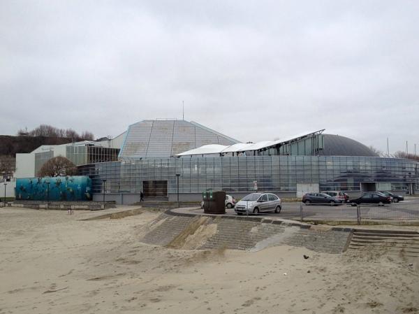 Boulogne-sur-Mer, Meeresaquarium