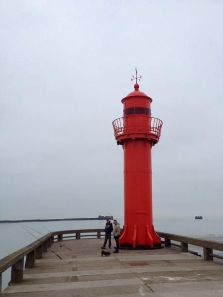 Leuchtturm von Boulogne-sur-Mer