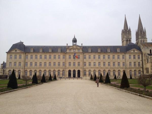 Heutiges Rathaus von Caen