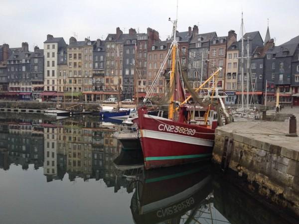 Honfleur, Alter Hafen