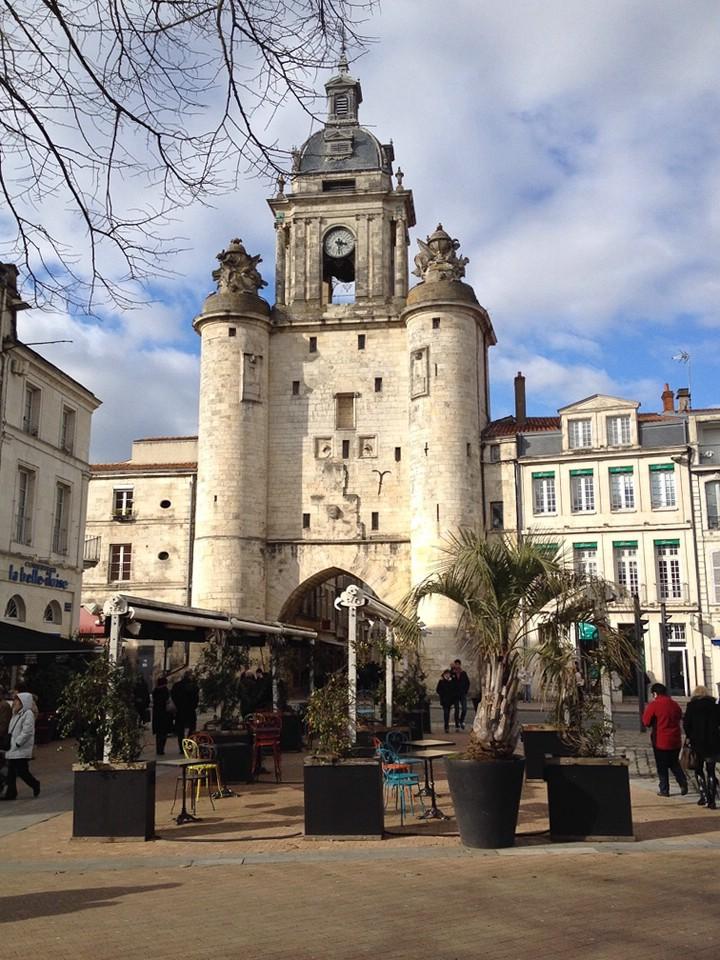 La Rochelle, Porte de la Grosse Horloge
