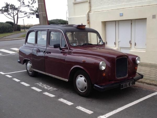 Historisches Auto, Le Touquet
