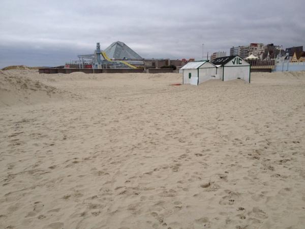 Le Touquet, Strand