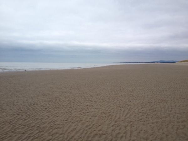Strand von Le Touquet