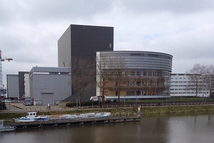 Nantes, Kongresszentrum
