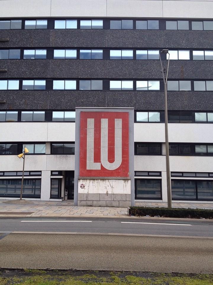 Nantes, Firmensitz LU Kekse
