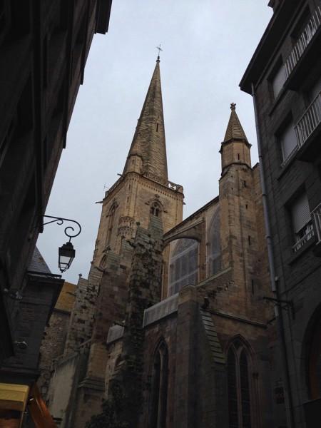 Saint-Malo, Stadtzentrum