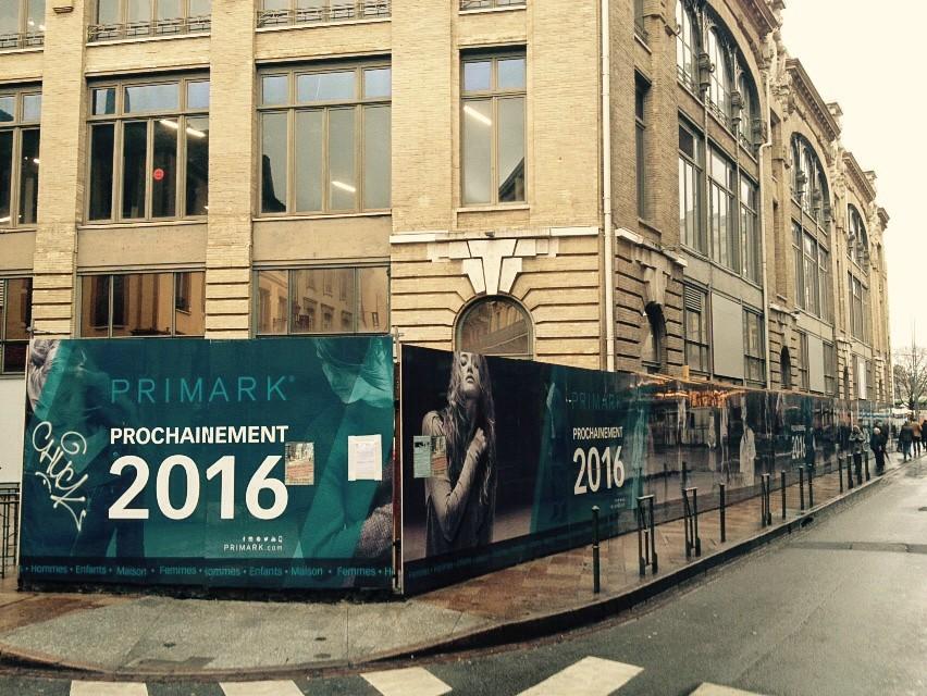 In Toulouse eröffnet 2016 ein Primark