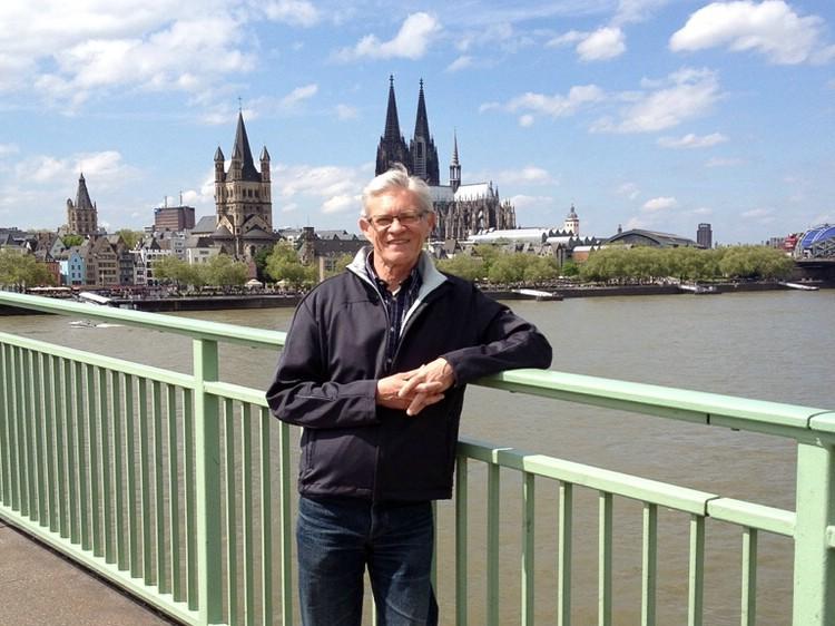 Dieter Makowski in Köln