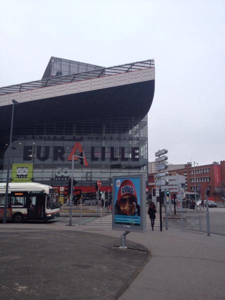 Eura Lille - ein Shoppingcenter